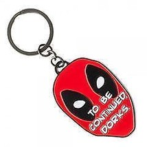 Marvel Deadpool Dorks Keychain - $5.88