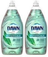 (Pack of 2) Dawn Botanicals Aloe Water Scent Dishwashing Liquid 40 fl. oz. - $34.64