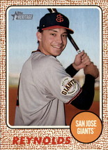 2017 Topps Heritage Minors No First Name (Omission) Singles (Pick Your C... - $5.95+