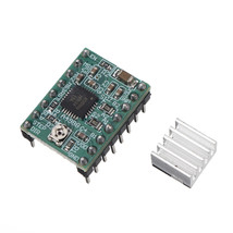 5pcs A4988 Stepper Motor Driver Board with Heatsink for 3D Printer - $17.99