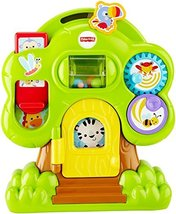 Fisher-Price Animal Friends Discovery Treehouse - $19.99