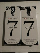 2x EAD After 7 like No 5 by Chanel  Women's Perfume Spray 2.5 oz ea. NIB - $19.79