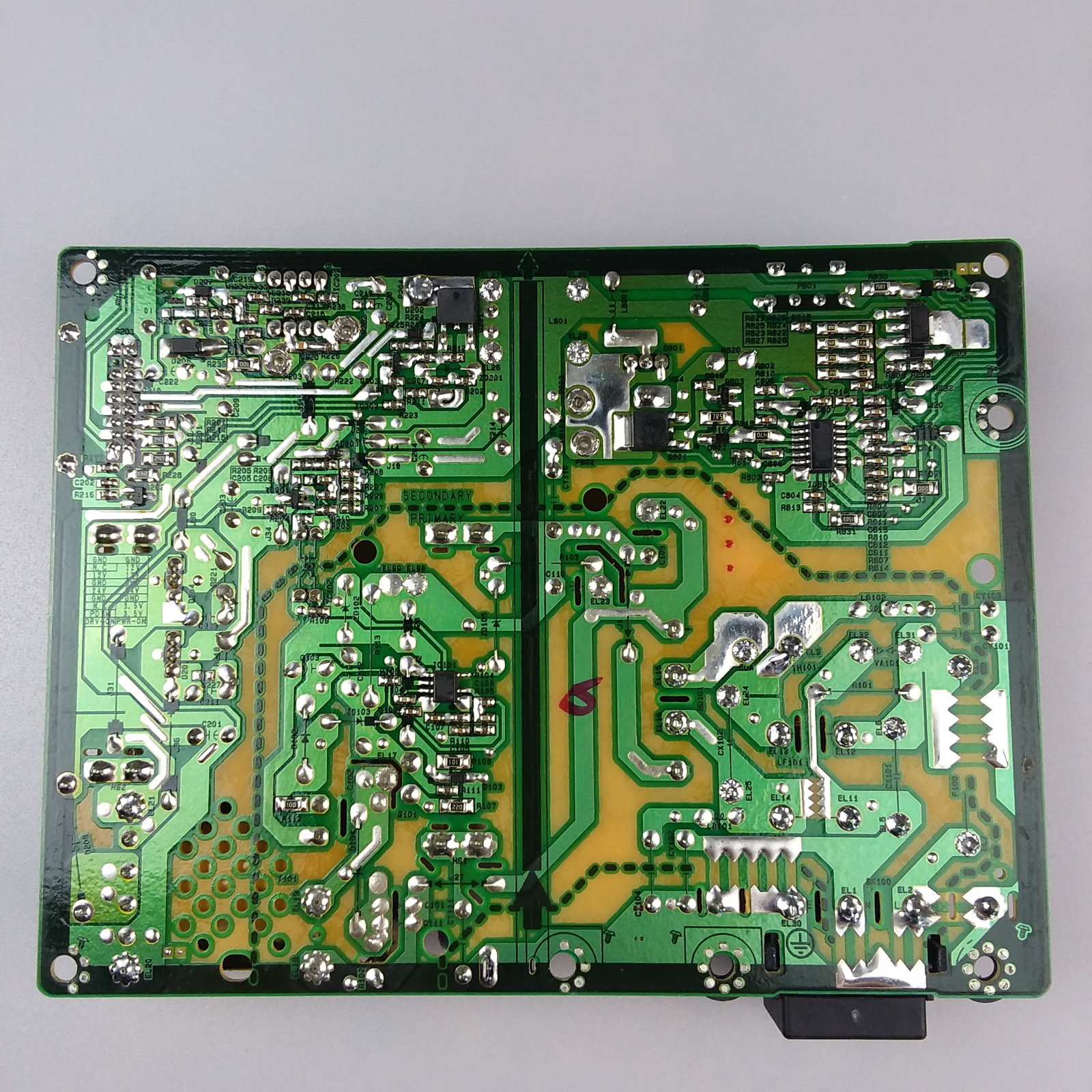 LG 32LN575V EAX64905001 (2.4) (2.7) Power Supply Board image 3