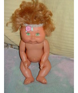 Cabbage Patch Laugh Talks and Arms & Legs Moves Doll 1999 No Clothes  Do... - $127.00