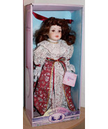 Collectible Vintage Royal Heirloom Porcelain Doll Victoria Special Editi... - $24.99
