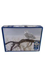 Fallen Willow Snowy Owl - 500 Piece Puzzle Cobble Hill Ages 8+ Roger Bat... - $14.01