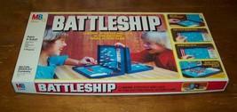 VINTAGE BATTLESHIP Naval Strategy Game Milton Bradley BOARD GAME 1978 UN... - $24.74