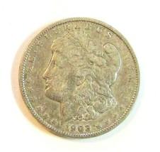 1902 P MORGAN SILVER DOLLAR  (UNC)  MS++ #200232 - $39.60