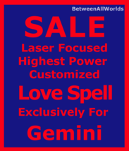 Quantum Love Sex Appeal For Female Or Male For Gemini Betweenallworlds S... - $165.00