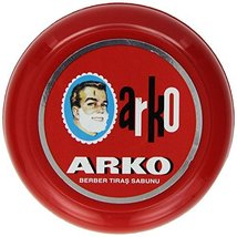Arko Shaving Soap In Bowl, 90 Gram image 10