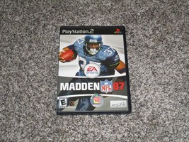 Madden 07 Playstation 2 (PS2) Complete - $8.90
