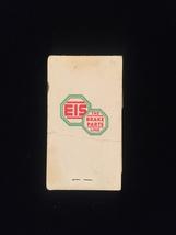 Vintage 50s EIS Brake Parts Lines promotional lens tissue pack - unused image 2
