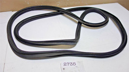 2009-2011 toyota corolla sedan trunk rubber seal weatherstrip oem d52 - $49.99