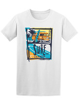 Cool Summer California Surf Graphic Tee - Image by Shutterstock - $12.86+