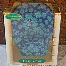 America's Autumn Harvest 18inch doll furniture easy chair  - $29.70