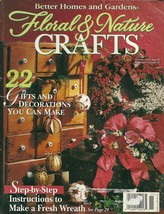 Floral & Nature Crafts Magazine Better Homes and Gardens November 1995  - $6.99