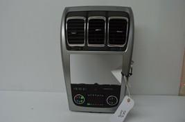 2007 GMC ACADIA RADIO CLIMATE CONTROL PANEL OEM S63#008 - $123.75