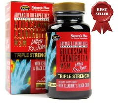 Nature's Plus Joi Triple Strength Ultra Rx-Joint 120 Caps Vitamins For The Joints - $117.71