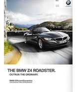 2014 BMW Z4 roadster sales brochure catalog 14 US sDrive 28i 35i 35is - $9.00