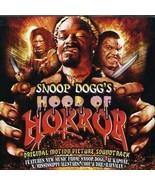 Hood of Horror by Snoop Dog CD NEW - $50.02