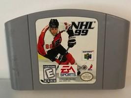 NHL 99 (Nintendo 64, 1998) - $11.88