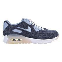 Nike Air Max 90 Ultra PRM Women's Shoes Midnight Navy-Blue-Grey 859522-400 - £63.86 GBP