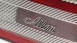 89-93 Cadillac Allante Taillight Brake Lamp Passenger Right RH image 4