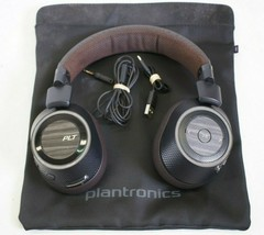 Plantronics Backbeat Pro II 2 Bluetooth Over-ear Headphones w/ Bag - Brown - £77.49 GBP