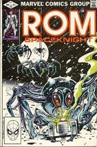 (CB-15} 1982 Marvel Comic Book: ROM #30 { Factory Error, off-set binding } - $8.00