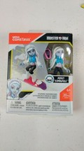 Mega Construx Monster High Abbey Bominable Snowboard Winter NEW SEALED - $5.00
