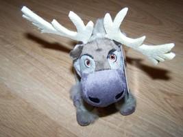 "Disney Frozen Sven Reindeer Plush 7"" Stuffed Animal New - $15.00"