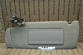 00-06 Chevrolet Tahoe Left Side Sun Visor Module 609-8f3 - $35.17