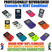 *NEW SCREEN* Nintendo Game Boy Color GBC System MINT NEW Pick a Color! - $69.92
