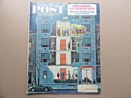 Saturday Evening Post Magazine February 25, 1961 Complete - $9.99