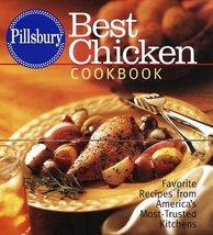 Pillsbury: Best Chicken Cookbook: Favorite Recipes from America's Most-T... - $8.90