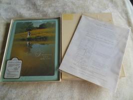 Vintage Hallmark Deluxe Keepsake Wedding Photo Album W/Keep-Safe Page Pr... - $39.59