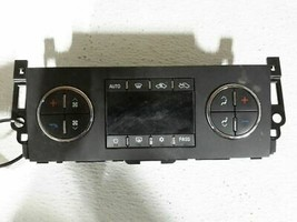 2011 Chevy Avalanche 1500 TEMPERATURE CONTROLS - $94.05