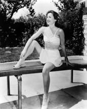 Barbara Stanwyck 16x20 Poster sexy pin-up pose in bikini and skirt - $19.99