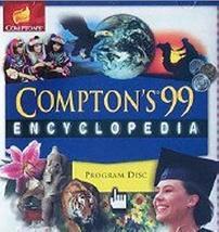 Comptons Encyclopedia 99 (Jewel Case) - $4.99