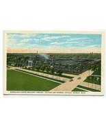 Burroughs Adding Machine Co Factory Office Detroit Michigan 1920s postcard - $6.93