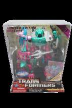 Transformers G1 Commemoratvie LE Seacons Piranacon BBTS Exclusive Hasbro - $159.89