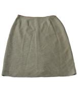 NWT ST. JOHN COUTURE haute designer skirt woven... - $297.50