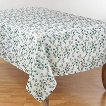SARO LIFESTYLE 6144.EU70160B Eucalipto Collection Eucalyptus Leaf Tablec... - $51.46