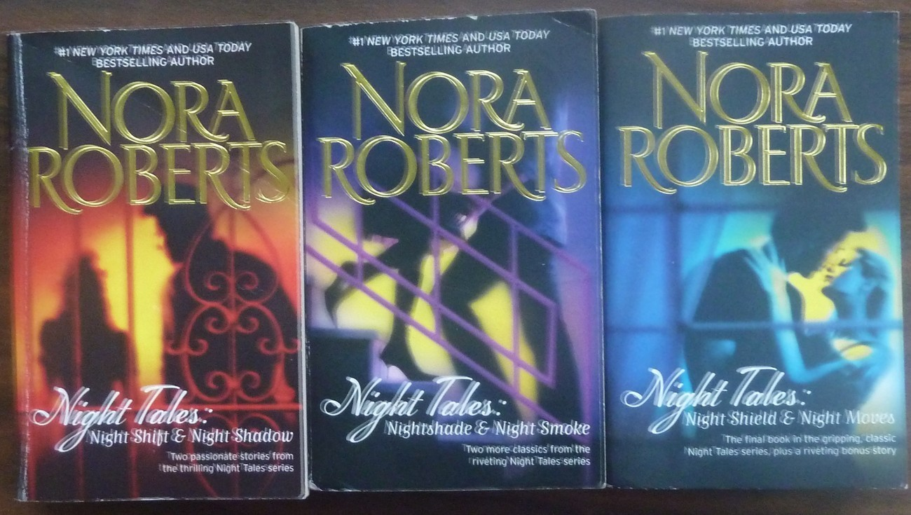 3 Night Tales by Nora Roberts