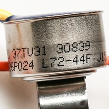 WR50X124 GE Refrigerator defrost bi-metal thermostat - $25.54