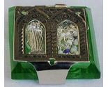 Olive green rmini rosary box thumb155 crop