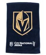 LAS VEGAS GOLDEN KNIGHTS Hockey Black City National Arena NHL Towel - $34.64
