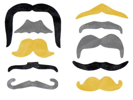 100 Fake Mustaches Birthday Party Favors Bulk Lot  Moustache Mustache Wholesale