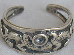 Toe ring CF