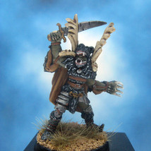 Painted Ral Partha Crucible Miniature Ghoul I - $37.25